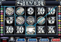 Une machine a sous de la selection du casino Action