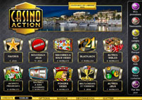 Lobby d'entr�e du casino action