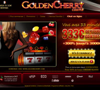 Casino Golden Cherry